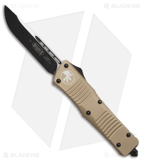 microtech troodon price microtech combat troodon s e otf automatic knife 3 8