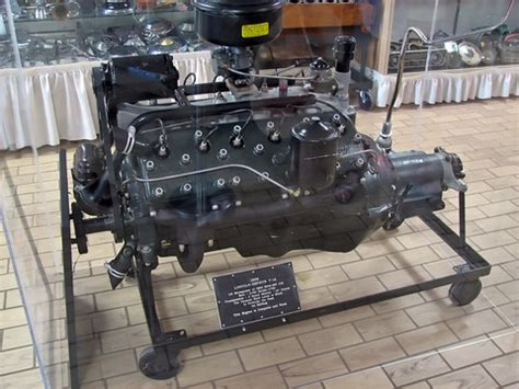 1939 lincoln zephyr v12 engine picture gallery motorbase