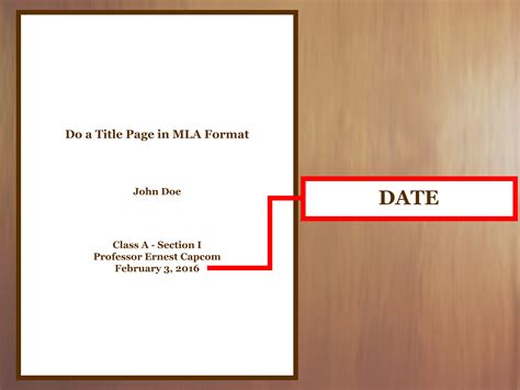 mla essay cover page pai john selected document a digital archive