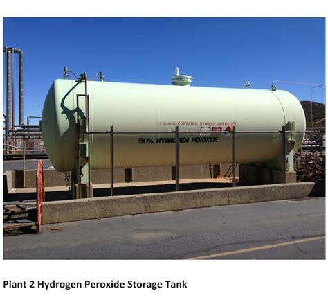 Shelf Hydrogen Peroxide by Steel Tanks Hydrogen Peroxide Storage Tank Central