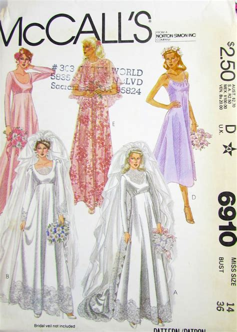 Wedding Dress Patterns by 12 Vintage Wedding Dress Patterns Brides Should Still Wear
