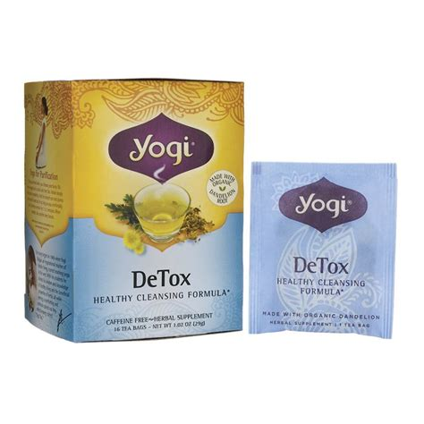 Yogi Dandelion Detox by 25 Best Dandelion Tea Detox Ideas On