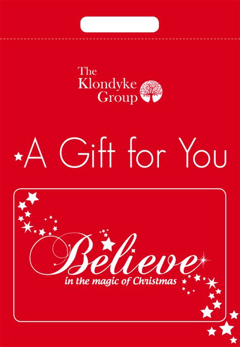 Garden Centre Group Gift Card - product details klondyke strikes