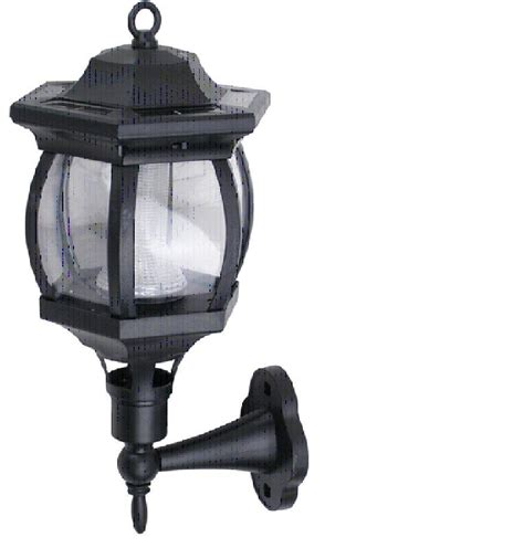 Wall Mounted Solar Lantern Led Light L With Motion Solar Light Lanterns