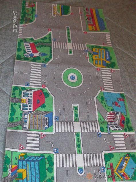 alfombra ciudad alfombra circuito de coches en ciudad comprar en