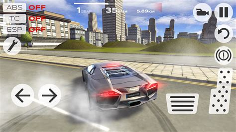 game mod apk money android game application extreme car driving simulator