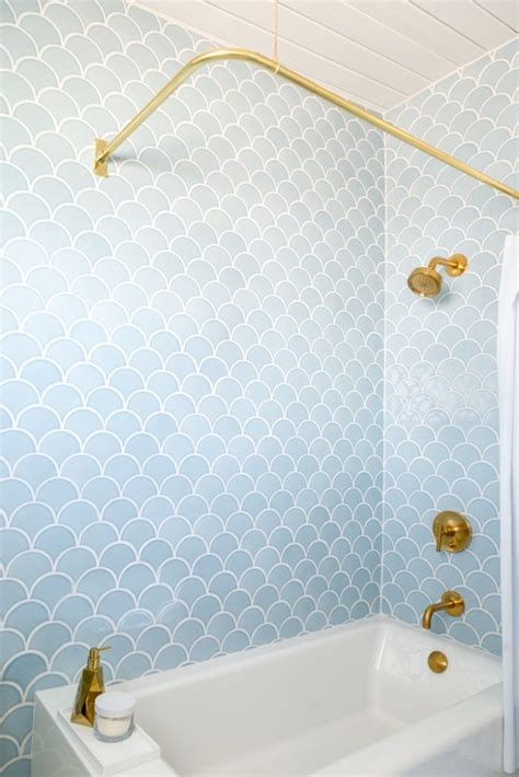 fish tiles bathroom fish scale tiles an unusual choice for homes with personality