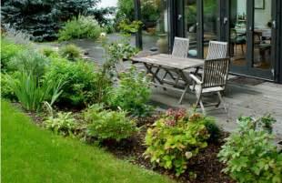 terrasse pflanzen terrassen sichtschutz mit pflanzen neugierige blicke