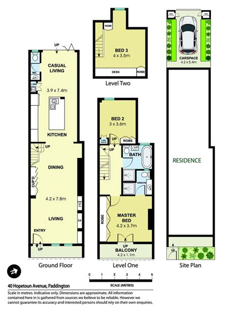 terraced house floor plan 14 best floor plans terraces images on pinterest side