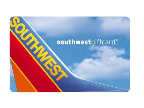 save 7 off southwest airlines gift cards and extra 5 off all sale gift cards - Southwest Gift Card Promotion