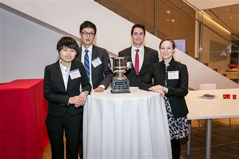 Cornell Executive Mba Class Of 2018 by Taking Home Top Honors At The Cornell Investment Portfolio