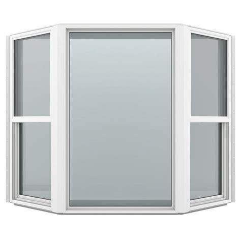 jeld wen 73 5 in x 61 in v 4500 series bay vinyl window