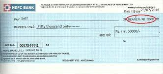 Issuer Drawer Money Order by What Is Account Payee Crossed Cheque Bearer Cheque Ask