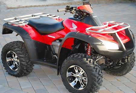 honda four wheelers used best used four wheelers by price