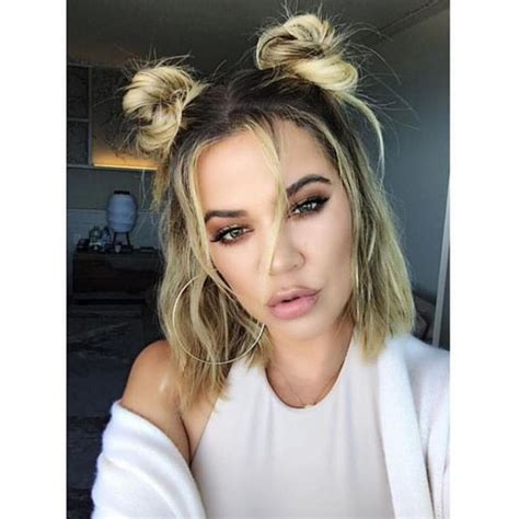 pigtails hairstyle pigtail bun inspiration for every hair type hair type