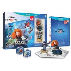 Disney Infinity Wii Starter Pack Disney Infinity 2 0 Box Starter Pack Wii U