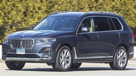 2019 bmw x7 suv 2019 bmw x7 is luxurious large and in charge consumer