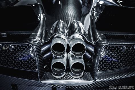 pagani exhaust awesome pagani huayra carbon edition exhaust pipes by