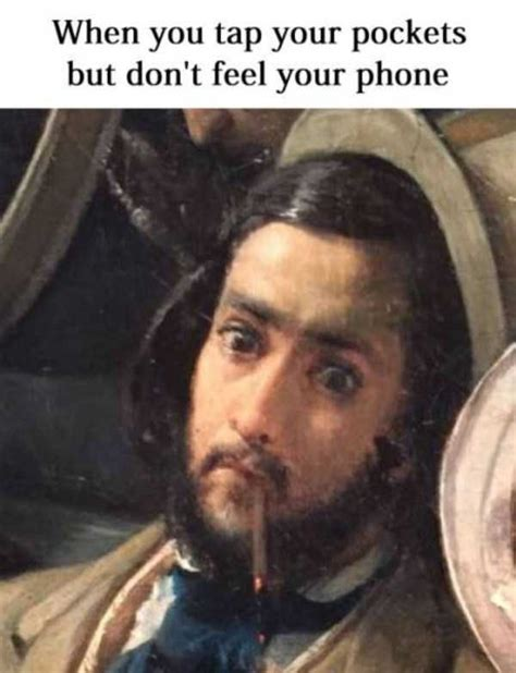 Meme Art - classical art memes famous art with funny captions