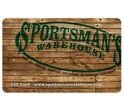Sportsmans Warehouse Gift Cards - sportsman s warehouse 500 gift card