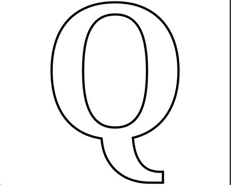Printable Letter Q Coloring Pages by Printable Pdf Letter Q Coloring Page Printable Alphabet