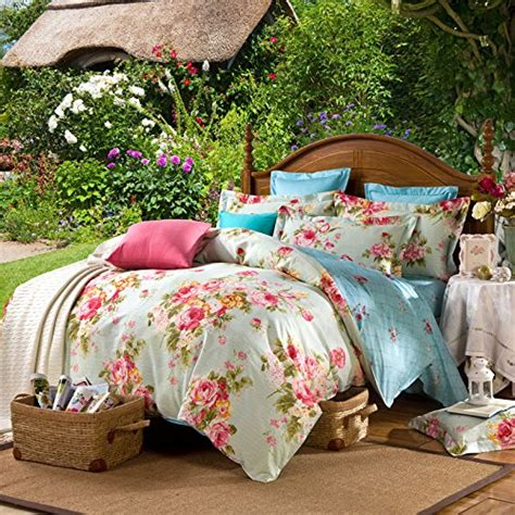 Floral Bedding Sets by Floral Comforters Webnuggetz