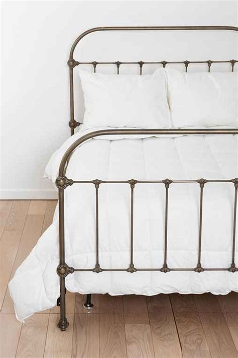 urban outfitters bed frame plum bow callin iron bed urban outfitters