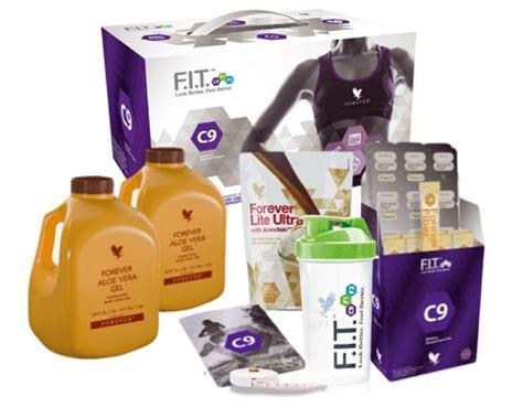 Forever Living Detox 9 Diet by C9 Cleansing Apurna