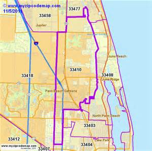 Palm Beach Zip Code Map by Zip Code Map Of 33410 Demographic Profile Residential