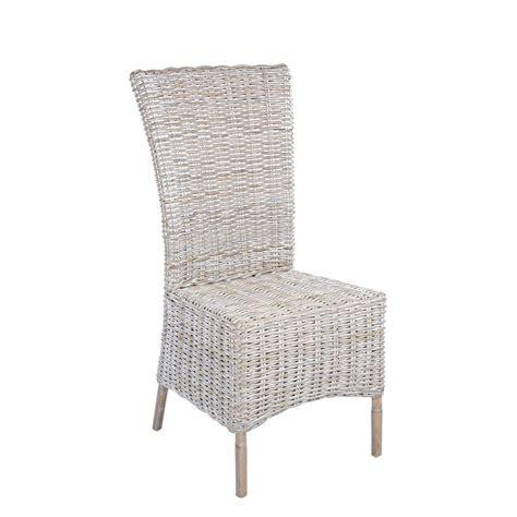 sedie in rattan sedia in rattan da esterno isla brigros