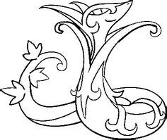 pokemon coloring pages servine 1000 images about coloring pages on pinterest pokemon