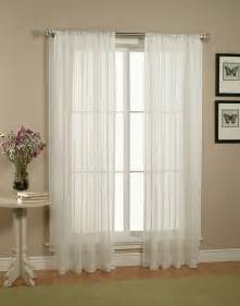 sheer curtains living room contemporary arched