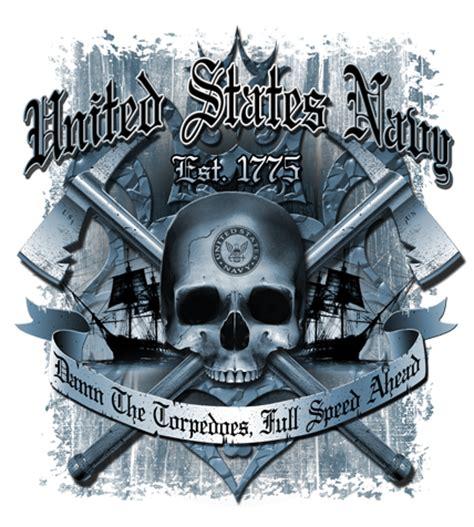 Hoodie Navy Damn The Torpedoes C3 us navy damn the torpedoes speed ahead coffee mug
