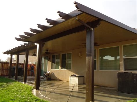 southern california patio covers southern california patios before after gallery 2