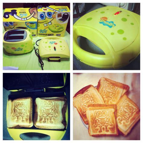 Oven Seng Heng cikpaja di sini spongebob sandwich toaster