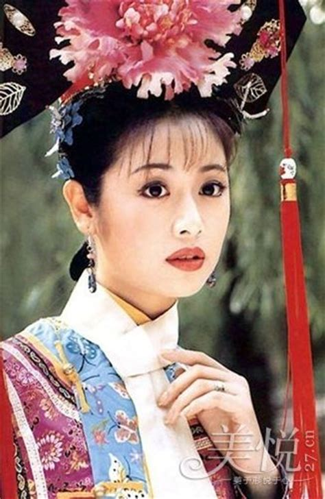 omi zhu the stunning actresses in ancient costumes chinese films