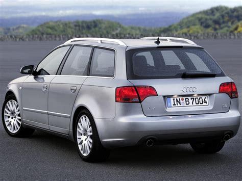 Audi A4 Avant 2006 by Audi A4 Avant Specs Photos 2004 2005 2006 2007