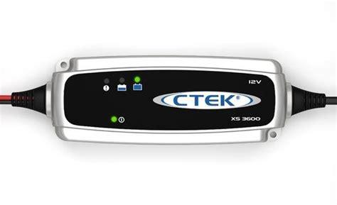 Ctek Charger Reviews. CTEK MXS 5 0 Battery Charger Review