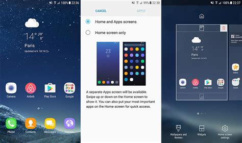 samsung galaxy s7 ui launcher install samsung galaxy s8 touchwiz launcher apk on all samsung phones naldotech