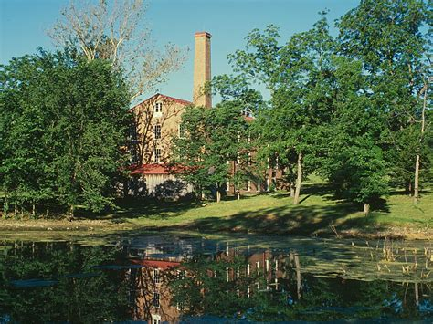 watkins woolen mill state park and state historic site