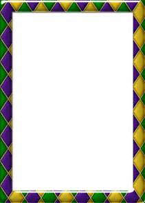 5x7 color clipart border frames clipartfest