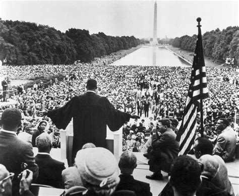 lincoln memorial speech martin luther king jr the civil rights icon s in