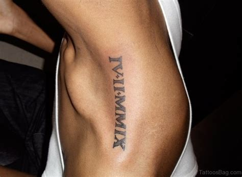 rihanna roman numeral tattoo 64 numeral tattoos on shoulder