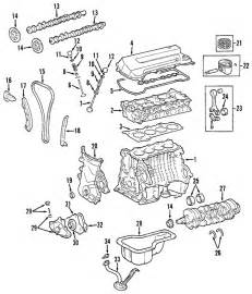 2001 Toyota Corolla Exhaust System Diagram 2001 Toyota Corolla Parts Genuine Toyota Parts And