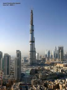 Building In Dubai Tallest Building In The World Burj