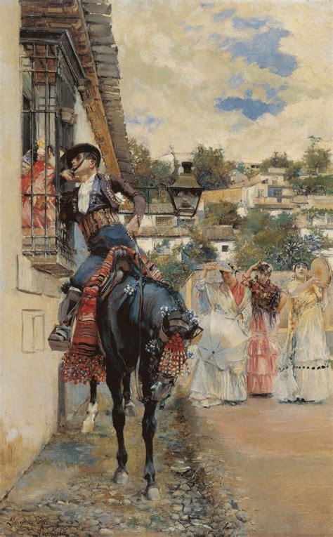 jose garcia ramos paintings file jos 233 garc 237 a ramos spanish courting jpg wikimedia