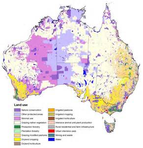 Used Australia Land Use Management Land Use Mapping