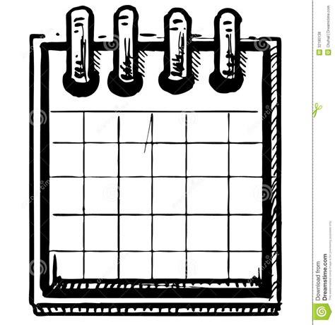 organizer or calendar royalty free stock photos image
