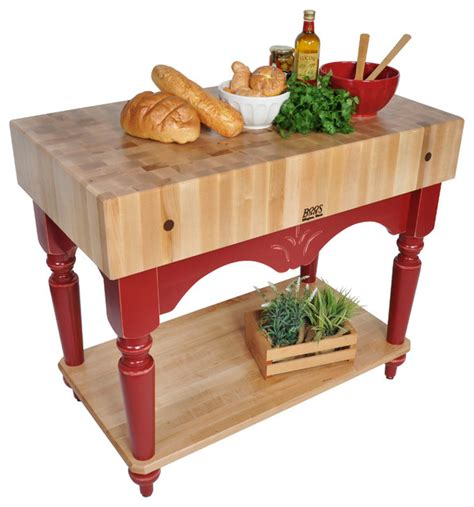 maple kitchen island legs boos maple calais 7 thick butcher block on farm legs traditional kitchen islands and