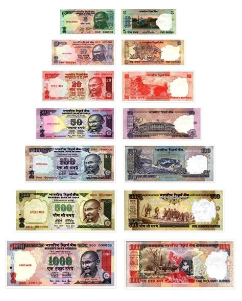 currency inr 77 best images about banknotes on coins